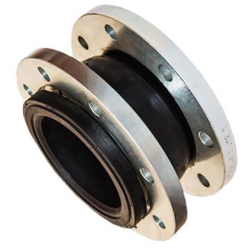 DN250 with stainless steel flange